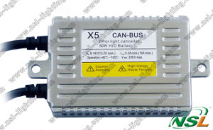 12V 55W X5 HID Slim Canbus Ballast (NSL-X5)