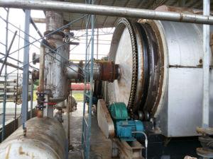 комплект генератора масла пиролиза неныжной пластичной рециркуляционной системы 1000kw-2000kw пластичный