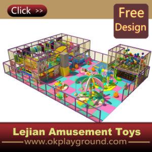 2016 En1176 Kids Soft Play Area Indoor Playground Slide (ST1402-9)