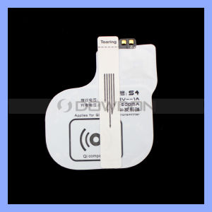 Qi Wireless Charger Receiver für Samsung Galaxy S4 I9500 (QI Receiver-01)