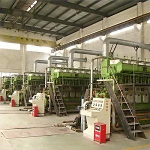 7.5MW (5X1.5MW) Hfo/тепловозная электростанция /Hfo комплектов генератора