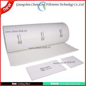 De synthetische Media van de Filter van het Plafond van de Vezel (fs-600G)
