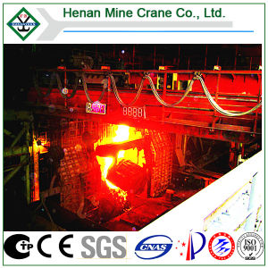 Mill de acero Hot Rolling Ladle Crane para Steel Industry (YZ Model)