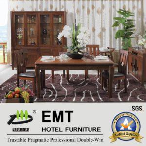 Maison 2016 en bois parfaite dinant les meubles (JA-C-1002)