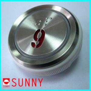 Höhenruder-Aufruf-Taste (SN-PB960)