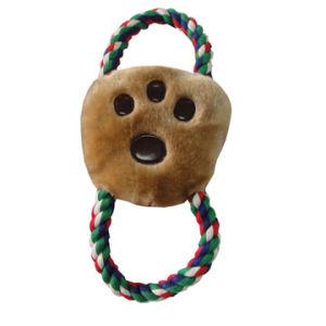 Hundeplüsch-Seil-Plätzchen Spielzeug, Haustier-Spielzeug