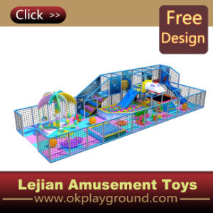 CE enfants Soft Play Indoor Playground (T1270-11)