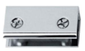 Braçadeira de vidro do metal do banheiro (FS-3053)