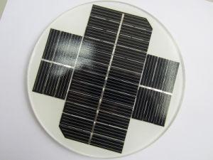 Tama o peque o panel solar ronda de la bater a sgr 5w for Panel solar pequeno