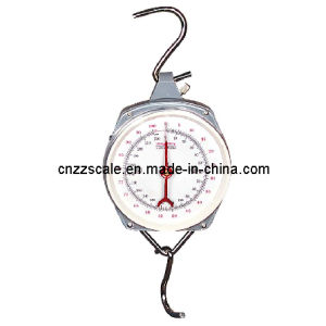 50kg Mechnical Haning Fishing Scale Zzg-103