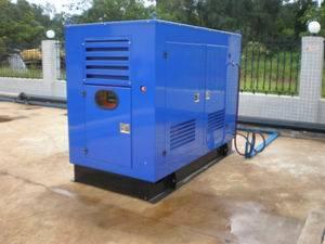 Газ биомассы производит зону применения электричества
