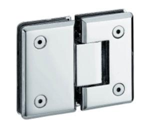 Encaixe do banheiro da dobradiça de porta de vidro do chuveiro