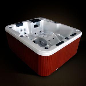 Autoportante En Acrylique Whirlpool Baignoire de massage