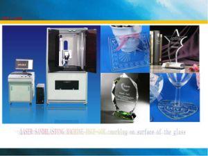 Machine automatique de sablage de verre (HSGP-5W)