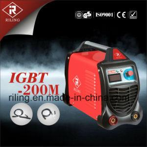 Máquina de soldagem IGBT do inversor (IGBT-120M / 140M / 160M / 180M / 200M)