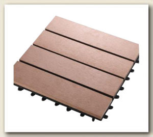 Telhas ao ar livre compostas do Decking de Decking/DIY