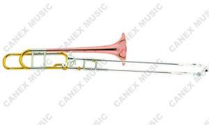 Instrument en laiton/Trombone/Trombones glissière de accord de teneur (TB82C-L)