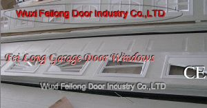 Indicador da porta da garagem - transmissão clara