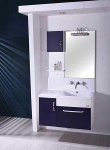 浴室用キャビネット新しいPVC浴室用キャビネットの浴室の虚栄心(2083年)