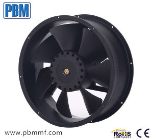 254X89mm Fan DC Axial