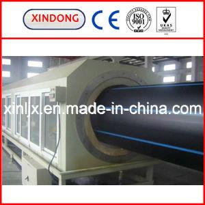 HDPEの管の生産ラインPPの管の単一のプラスチック押出機