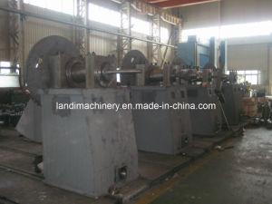 Decoiler Fabrication (Pipe Welding LineのPart)