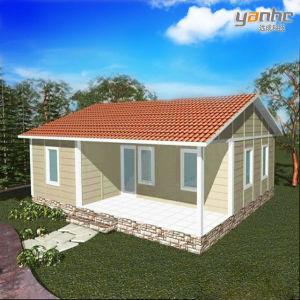 Casas de acero prefabricadas
