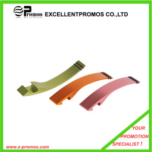 Abridor Colorido de Metal Promocional con Logotipo Personalizado (EP-KO8142)