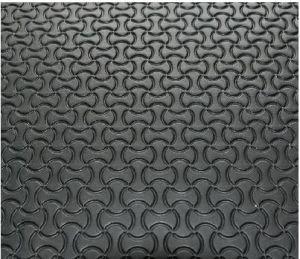 Borracha Anti-Slip Sheet Sole EVA Pad Textura Pattern