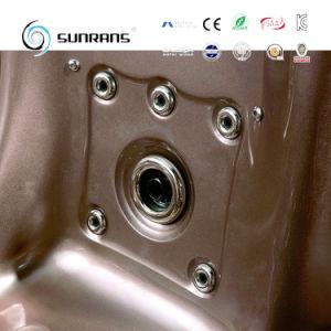 producten van de Ton van de Ceder van Inground van de Britse Korting van het Ontwerp bouwen de Hete Badkamers in