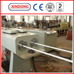 16-40mm Twin Die PVC Pipe Making Line