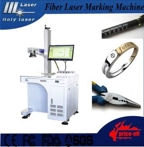 Machine d'inscription de laser en métal (HSGQ-20W)