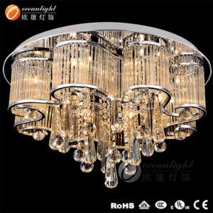 Salle de bains restaurant moderne lustres plafonnier en cristal lampe lustre om7715 salle for Lustre salle de bain moderne