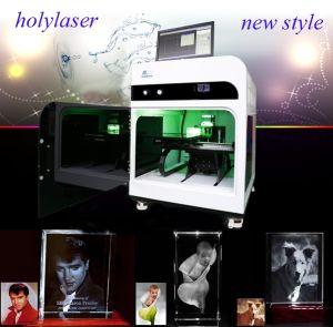 Machine 3D Photo gravure en verre (300X400X150MM) (HSGP-2KC)