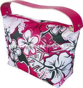 señora Cosmetic Make-up Bag de la manera 300d con la impresión (SY-H13001)