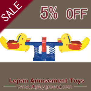 Well Discount Cartoon Hotsale Plastic Spring Rides (12154 I)