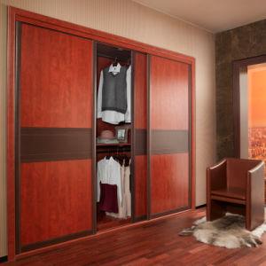 고대 견과 브라운 붙박이 미닫이 문 옷장 (YG11327) – 고대 견과 ...