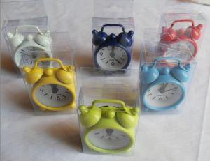 Mini horloge d'alarme de cadeau
