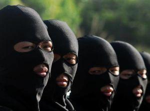 Breathable militärische volle Gesichtsmaske
