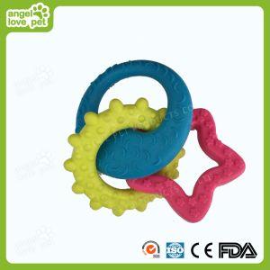 Polygon-unregelmäßiges Kreis Vinly Hundespielzeug &Cat Spielzeug