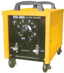 soldador portátil do ARCO da C.A. 400AMP (BX6-400)