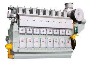 Avespeed Dn8340 2940kw-4500kw Medium Speed Marine Diesel Tanker Engine