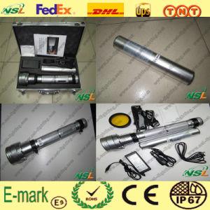 Lampe-torche CACHÉE 24With35With50With65With75With85W avec la batterie rechargeable