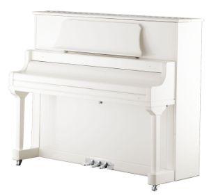 Instruments musicaux de piano droit du blanc 125 de Schumann (DA1)