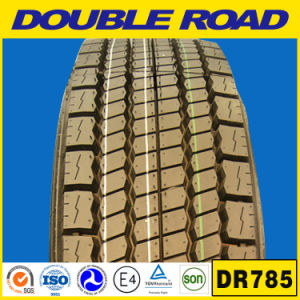 Gangrene Annaite/Roadlux/Double starling Tubeless Radial Truck Tyre with High quality