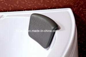 La bañera con el CE, ISO9001, TUV, RoHS aprobó (TLP-638)