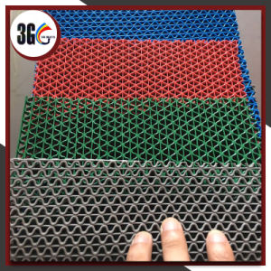 Pièce et toilette utiles de natation du couvre-tapis de PVC Z (3G-8D)