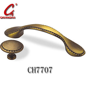 Brozeの時代物の家具のキャビネットのハンドル(CH7707)