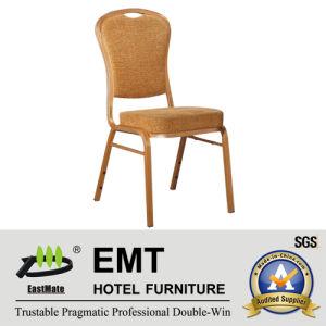 Chaise forte en aluminium de banquet d'armature (EMT-503)