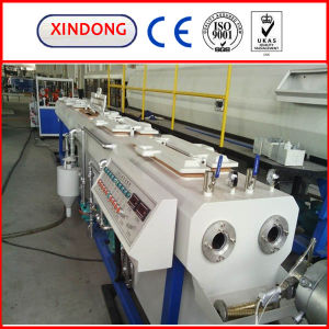 16-63mm PVC Double Pipe Extrusion Line